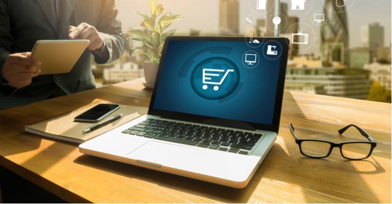 e-commerce de móveis