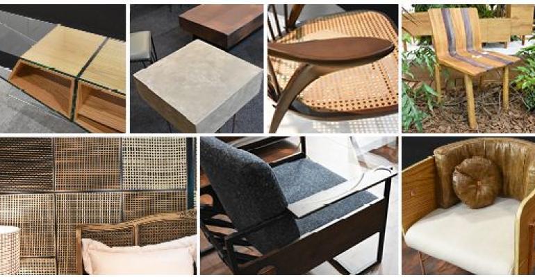 Uso de madeiras com outros materiais