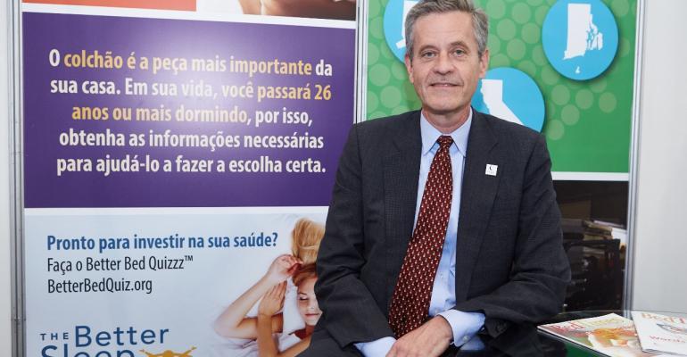 Presidente da ISPA comenta caminhos da indústria de colchões