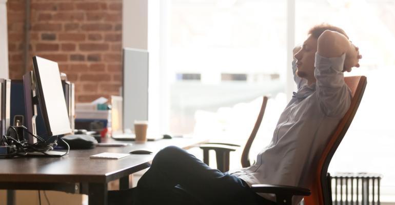 Ergonomia para móveis de escritório