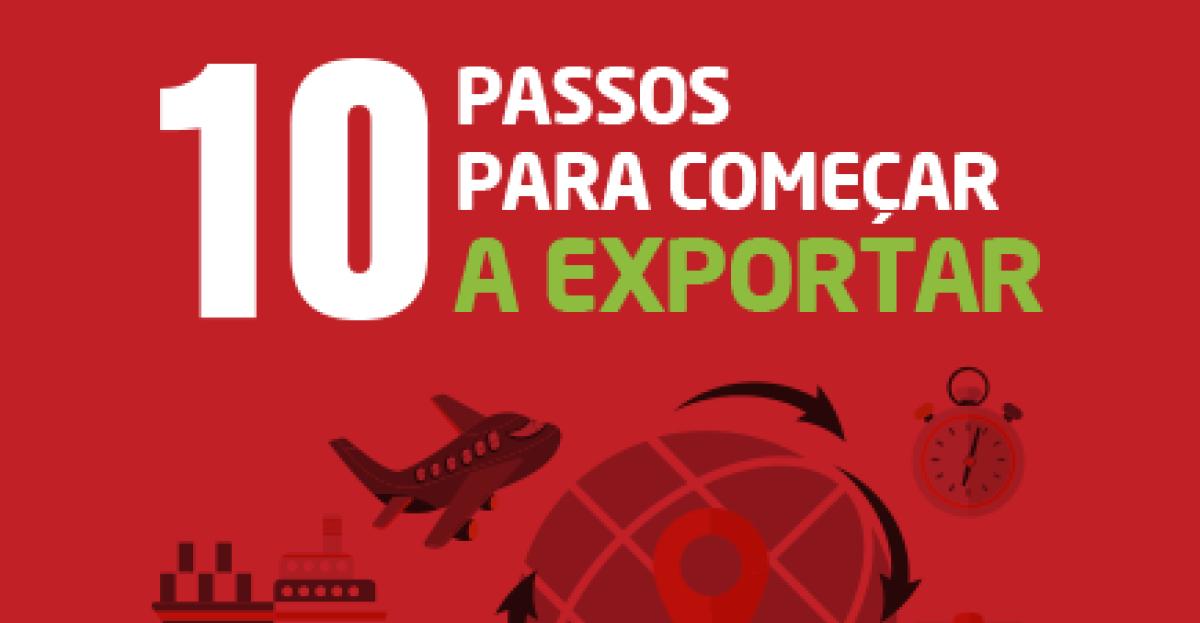 10 passos para começar a exportar