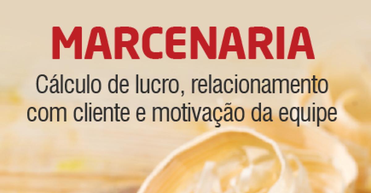 Marcenaria: lucro, relacionamento com cliente e equipe