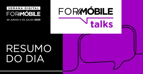 A Semana Digital da ForMóbile terminou: confira um resumo do último dia